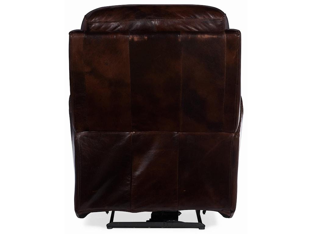 Hooker Furniture ChambersPower Recliner with Power Headrest