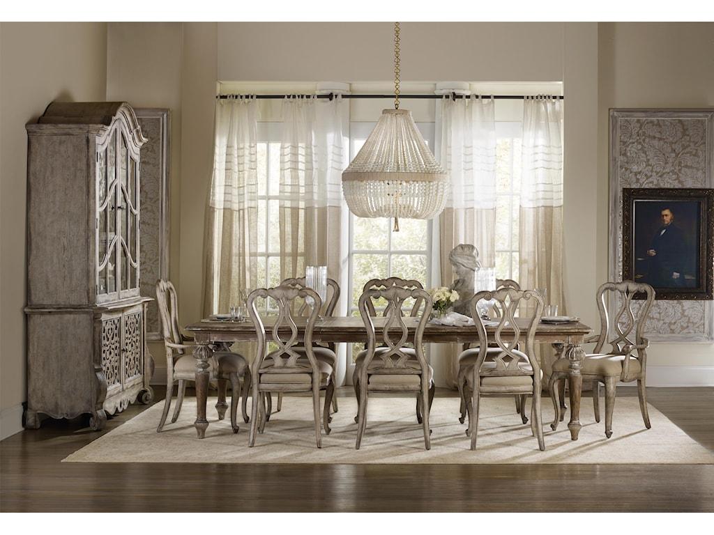 Hooker Furniture ChateletSplatback Side Chair
