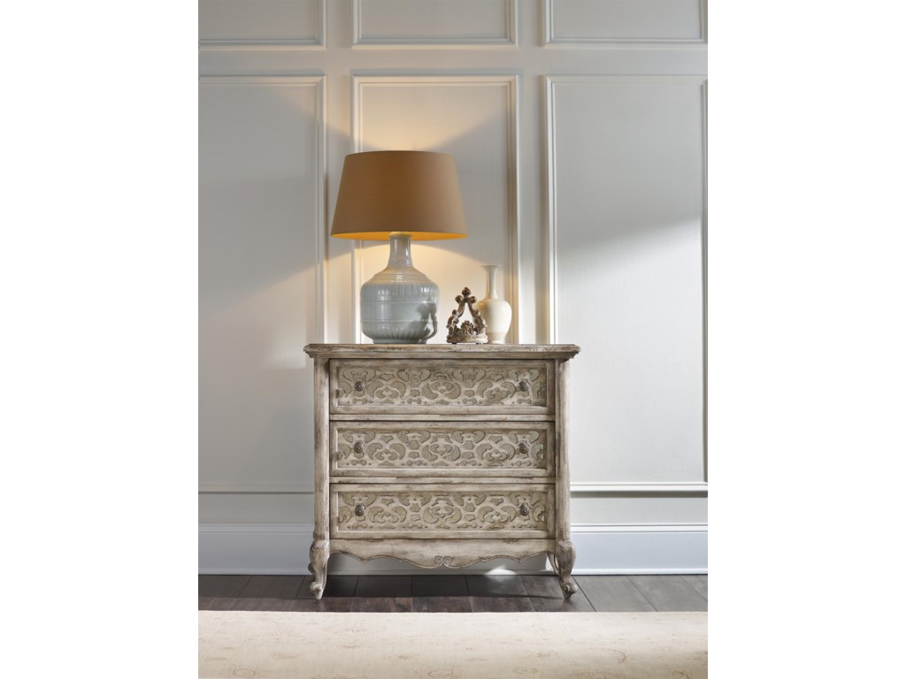 Hooker Furniture ChateletFretwork Nightstand