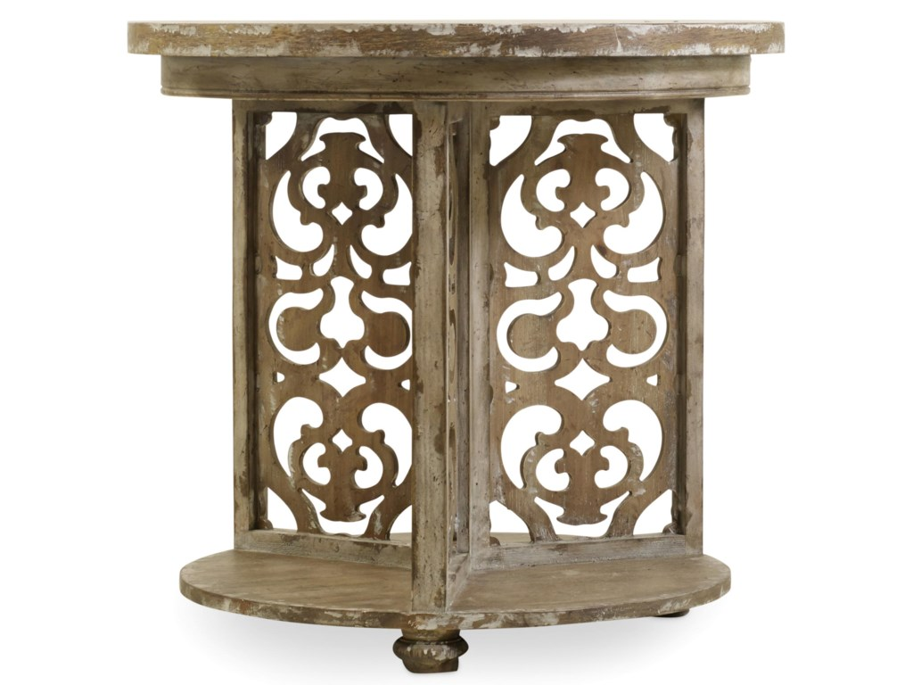 Hooker Furniture ChateletRound Accent Table
