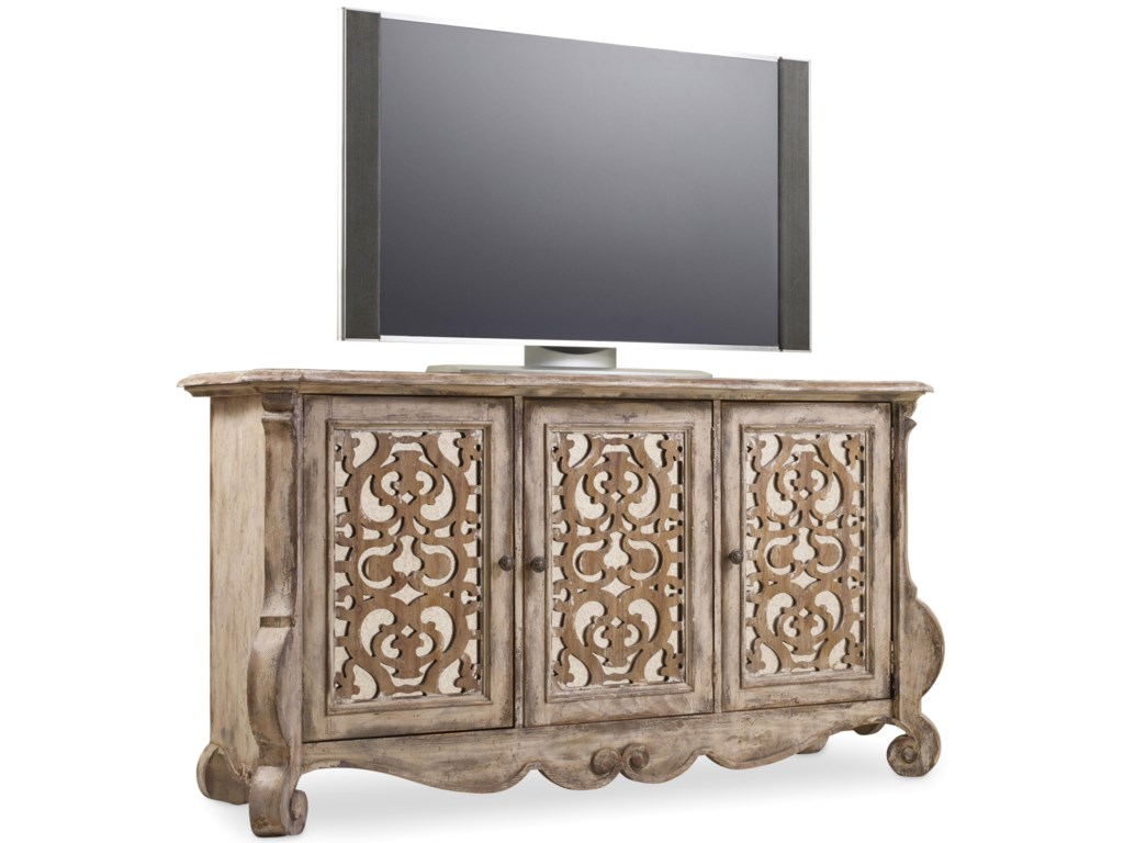 Hooker Furniture ChateletEntertainment Console