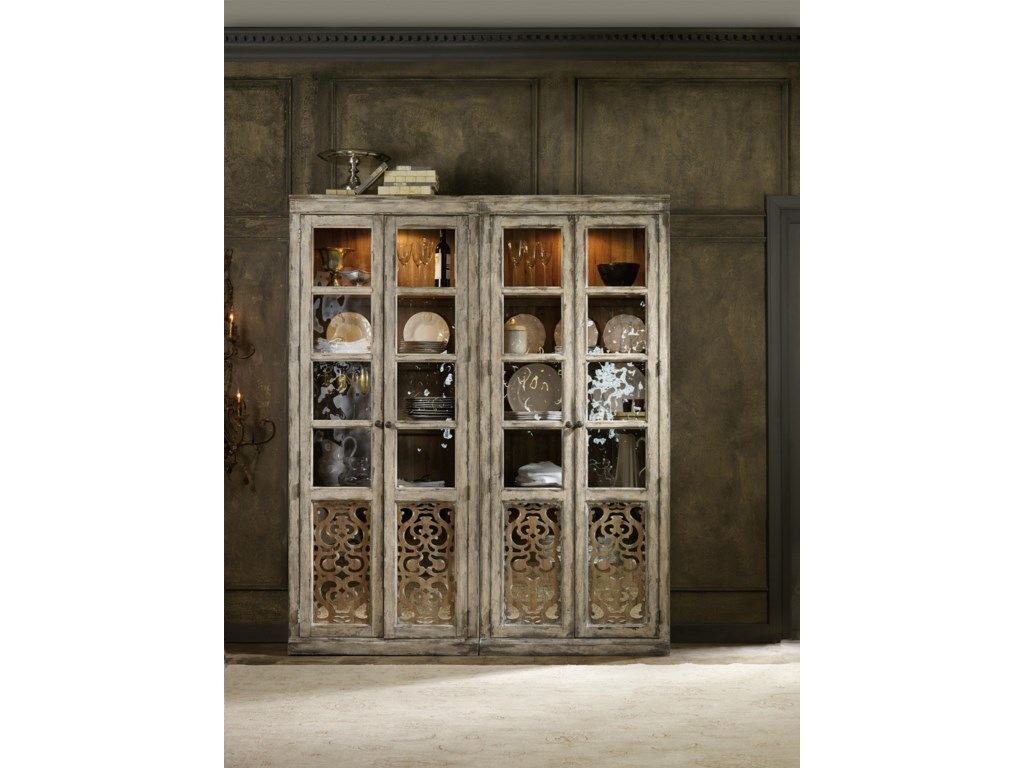 Hooker Furniture ChateletBunching Curio