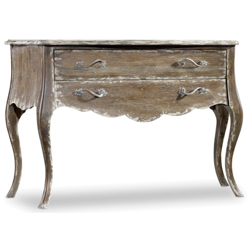 Hamilton Home Chatelet Accent Chest with 2 Drawers