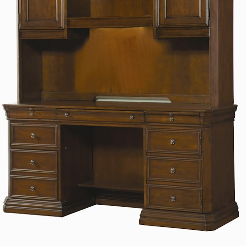 Hamilton Home Cherry Creek  Traditional Computer Credenza