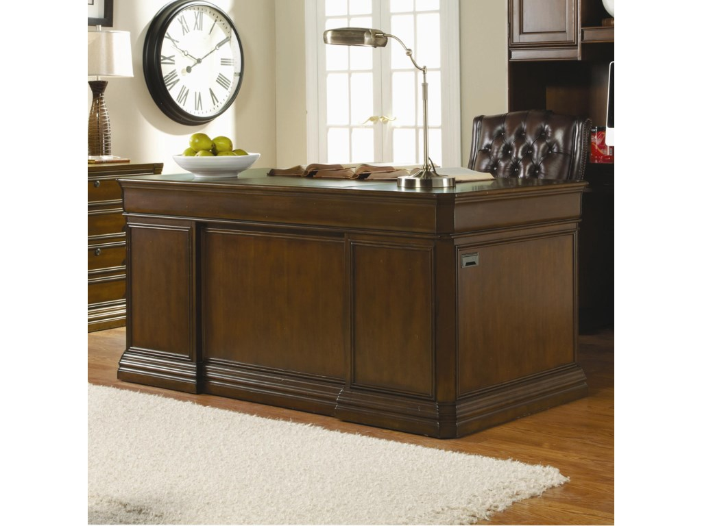 Hooker Furniture Cherry Creek Executive Desk