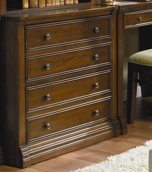 Hamilton Home Cherry Creek  Traditional Lateral File