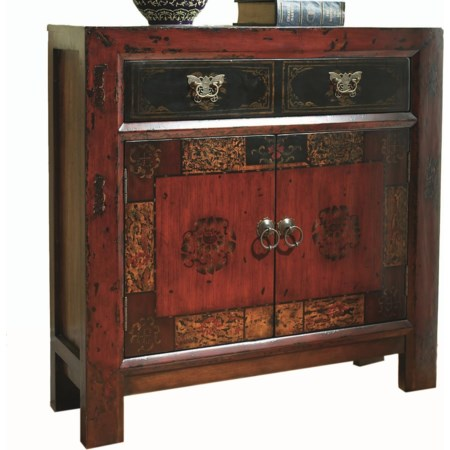 Asian Hall Chest