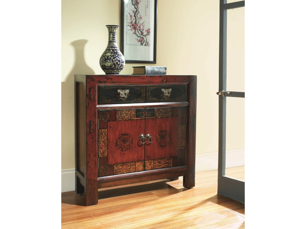 Hooker Furniture Chests and ConsolesAsian Hall Chest