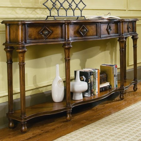 72-Inch Hall Console