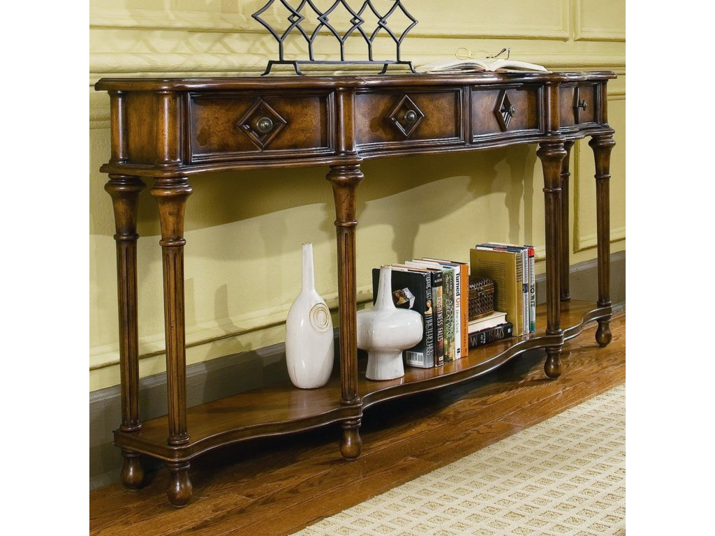 Hooker Furniture Chests and Consoles72-Inch Hall Console