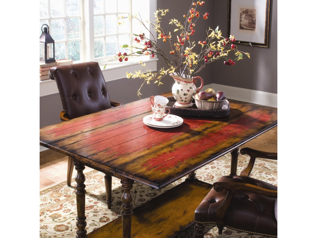 Hooker Furniture Chests and ConsolesDrop Leaf Console Table