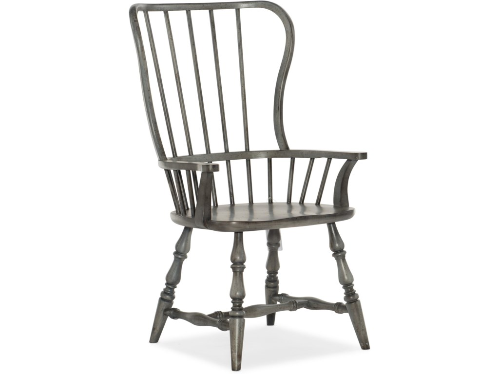 Hooker Furniture Ciao BellaSpindle Back Arm Chair