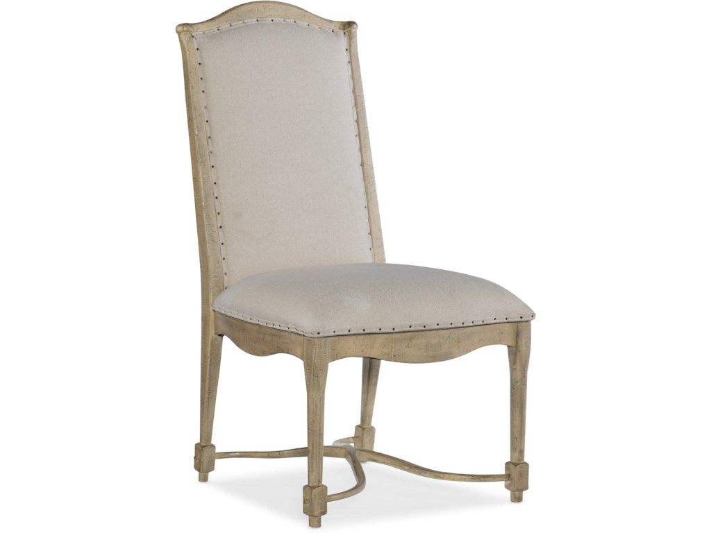 Hooker Furniture Ciao BellaUpholstered Back Side Chair