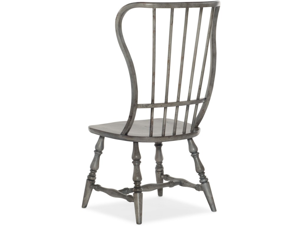 Hooker Furniture Ciao BellaSpindle Back Side Chair