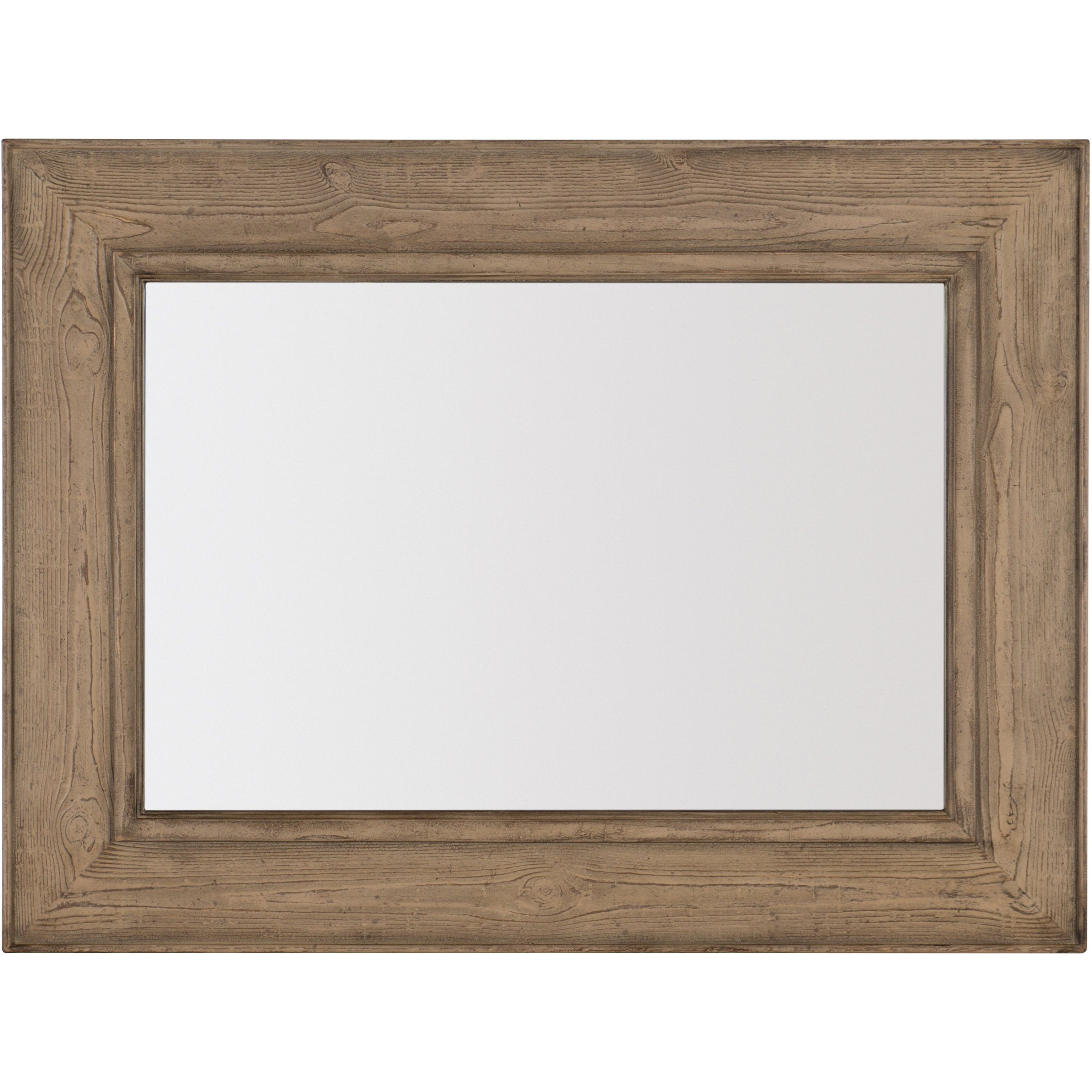 Rustic Landscape Mirror