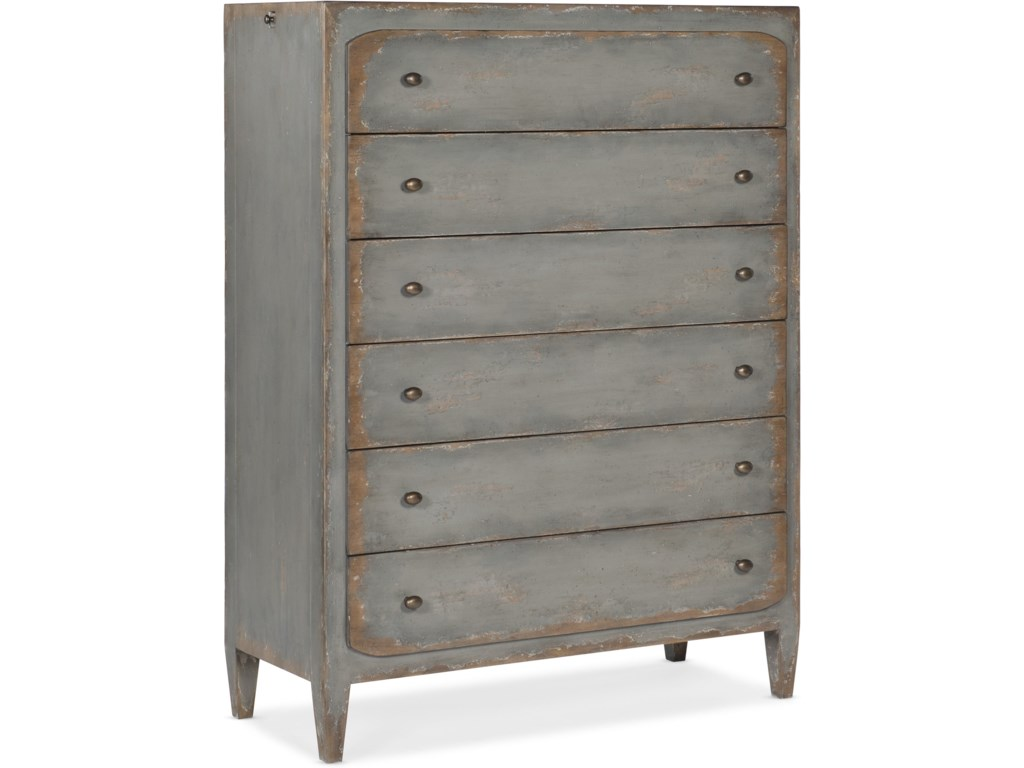 Hooker Furniture Ciao Bella6-Drawer Chest