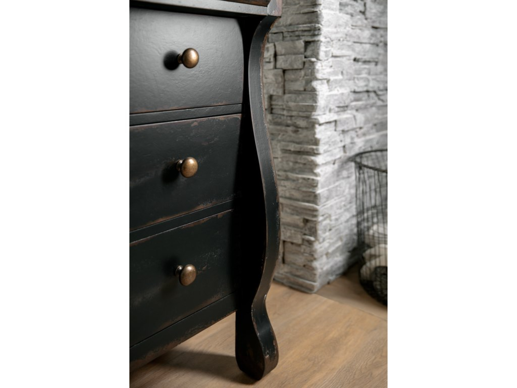 Hooker Furniture Ciao Bella5-Drawer Bureau