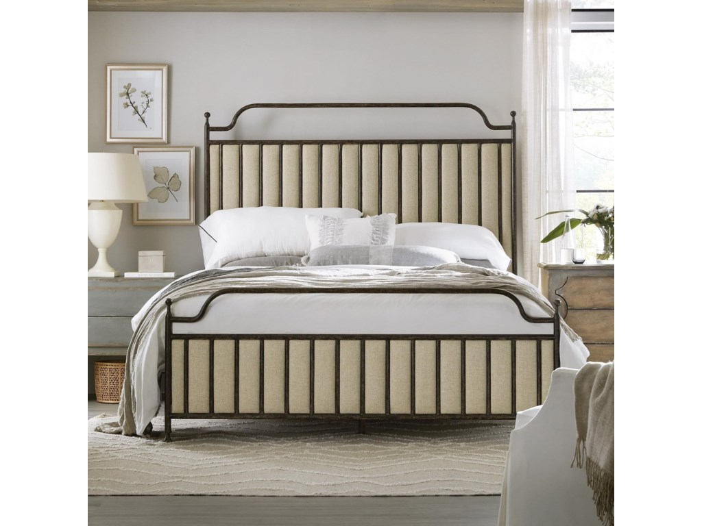 Hooker Furniture Ciao BellaQueen Metal Bed
