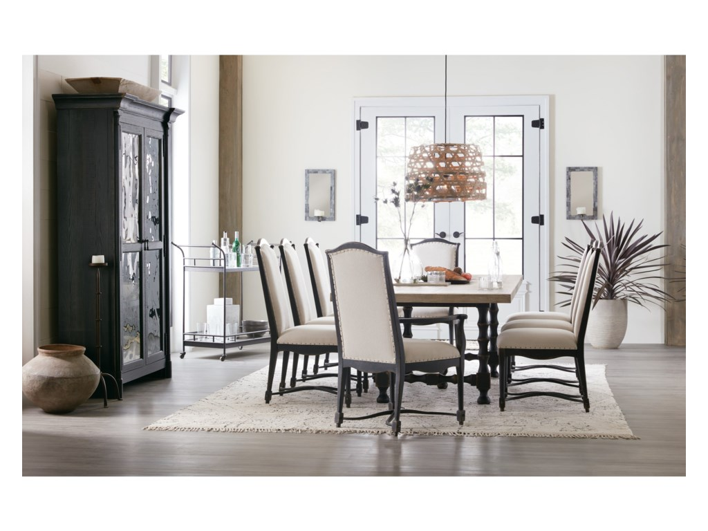 Hooker Furniture Ciao BellaFormal Dining Room Group