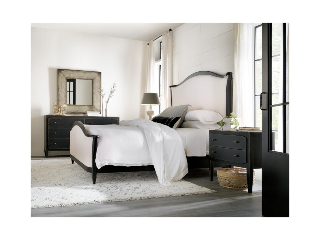 Hooker Furniture Ciao BellaKing Bedroom Group
