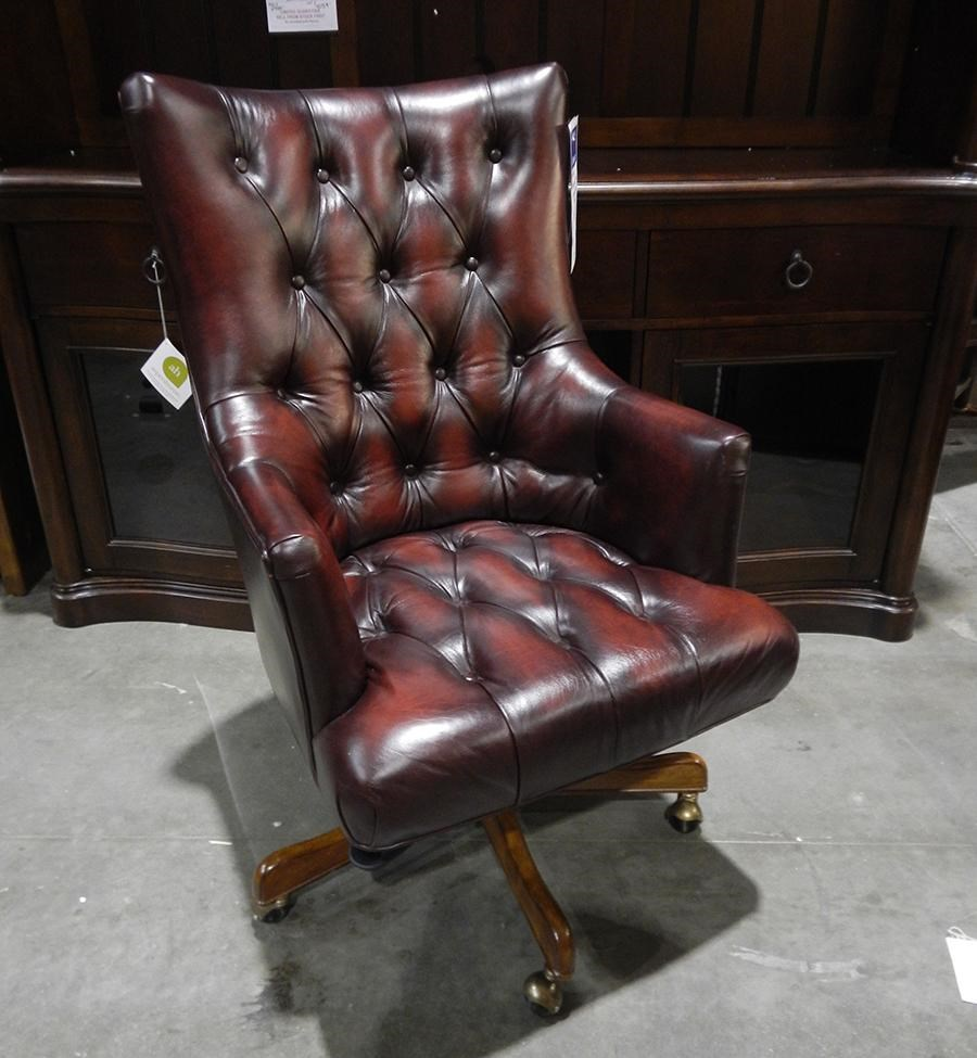 Hooker Furniture Clearance Leather Executive Chair