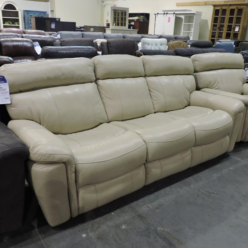 Hooker Furniture Clearance Leather Reclining Sofa  sc 1 st  Belfort Furniture & Hooker Furniture Clearance Leather Reclining Sofa - Belfort ... islam-shia.org