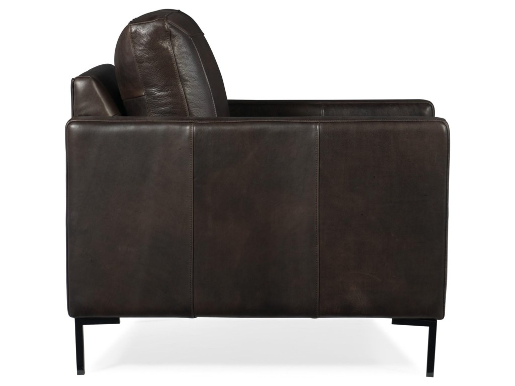 Hooker Furniture ColtraneLeather Stationary Chair