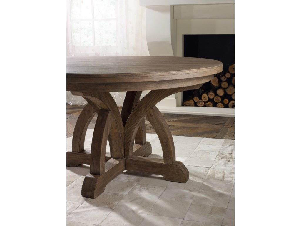 Hooker Furniture CorsicaRound Dining Table