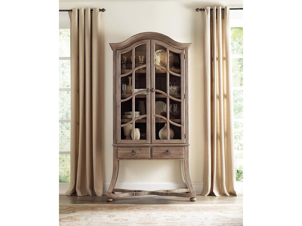 Hooker Furniture CorsicaDisplay Cabinet