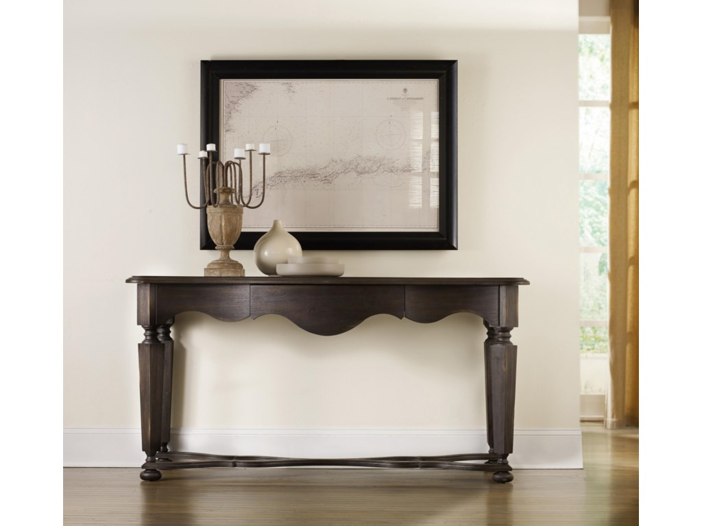 Hooker Furniture CorsicaLeg Server