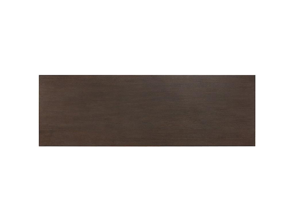 Hooker Furniture CurataModern Wooden Wall Desk