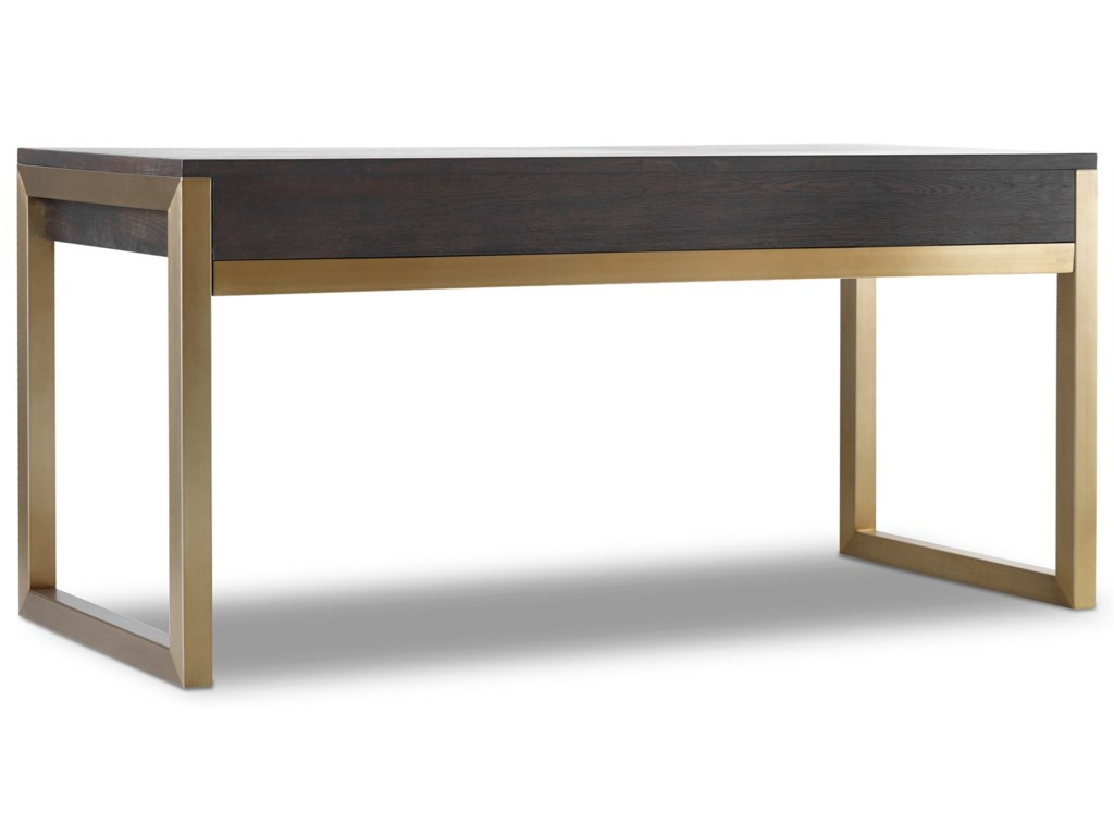 Hooker Furniture CurataShort Modern Wooden Writing Desk