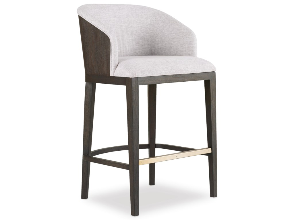 Hooker Furniture CurataUpholstered Bar Stool