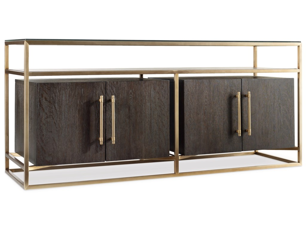 Hooker Furniture CurataModern Entertainment Console
