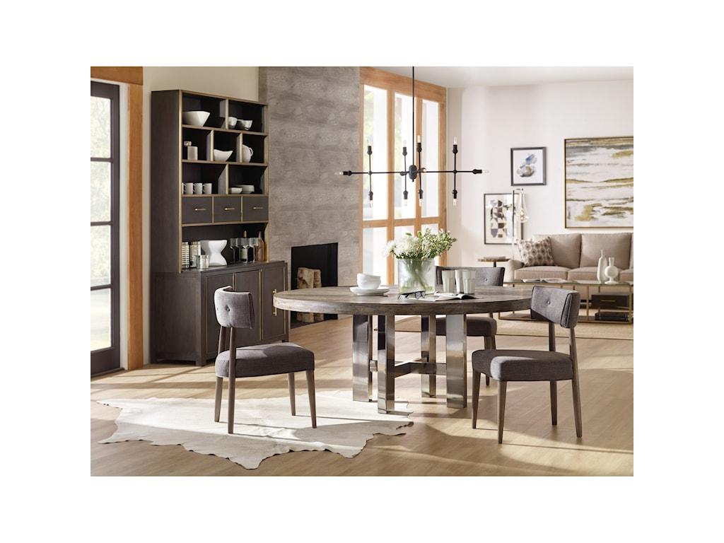 Hooker Furniture CurataModern Buffet Credenza