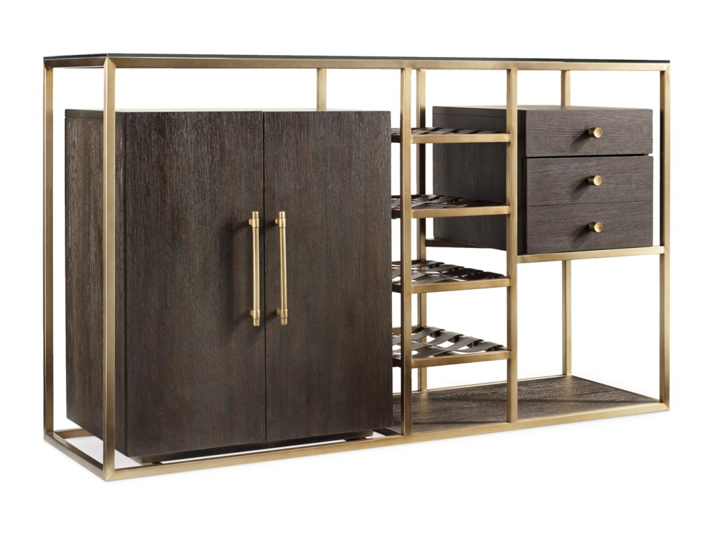 Hooker Furniture CurataWine Server