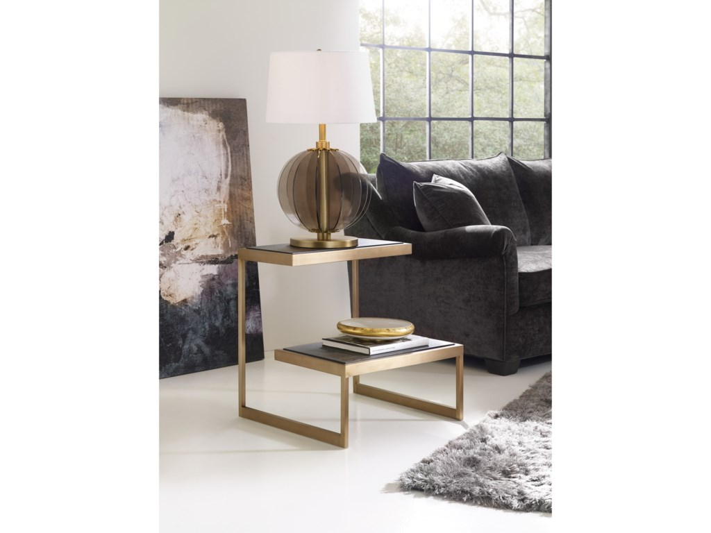 Hooker Furniture CurataModern End Table