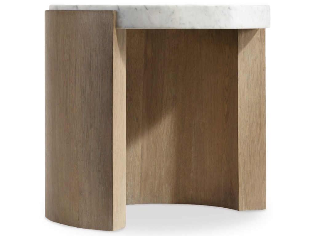 Hooker Furniture CurataModern Round End Table