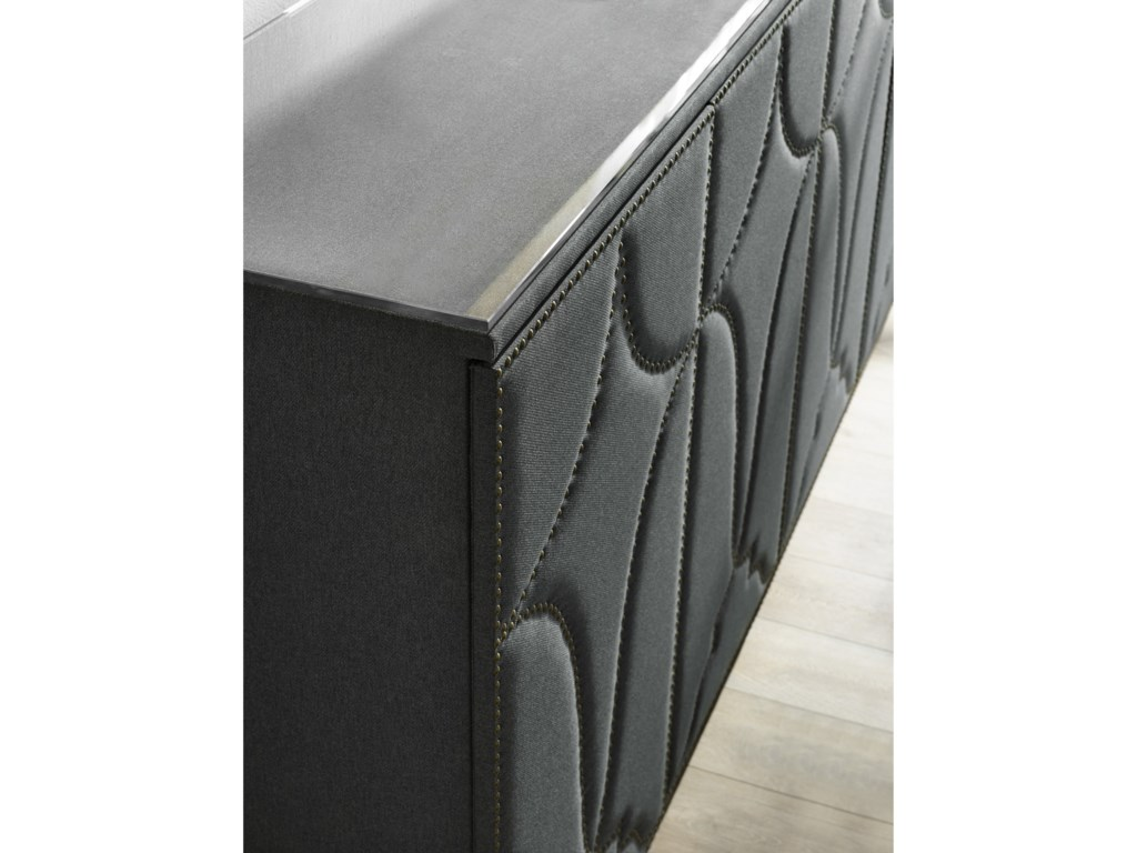 Hooker Furniture CurataUpholstered Credenza