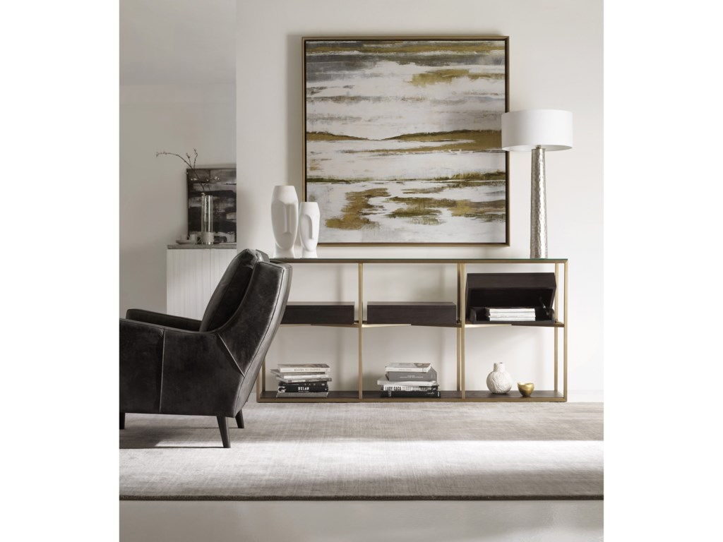Hooker Furniture CurataModern Console Table