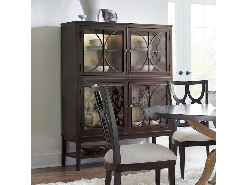 Hooker Furniture CurveeDisplay Cabinet