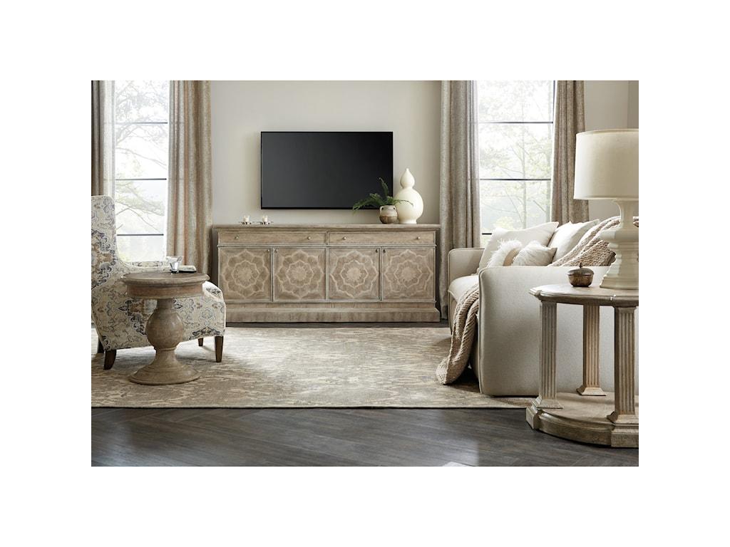 Hooker Furniture DahliaEntertainment Console