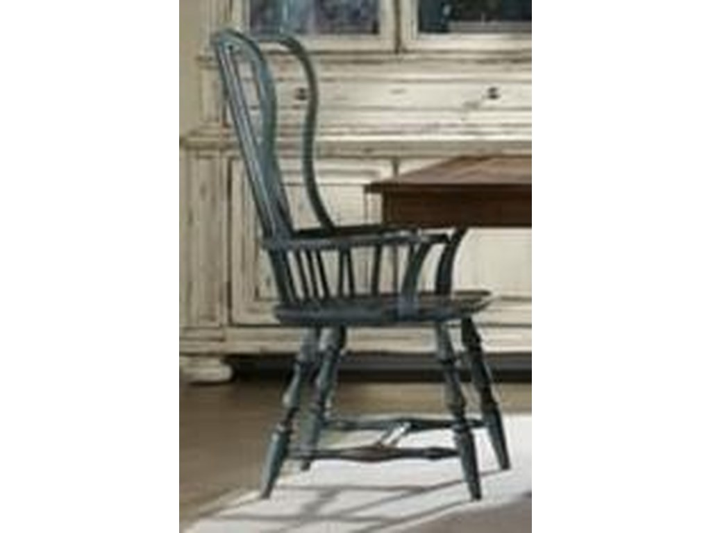 Regency Dana PointDana Point Spindle Arm Chair