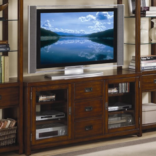 Hamilton Home Danforth Entertainment Console