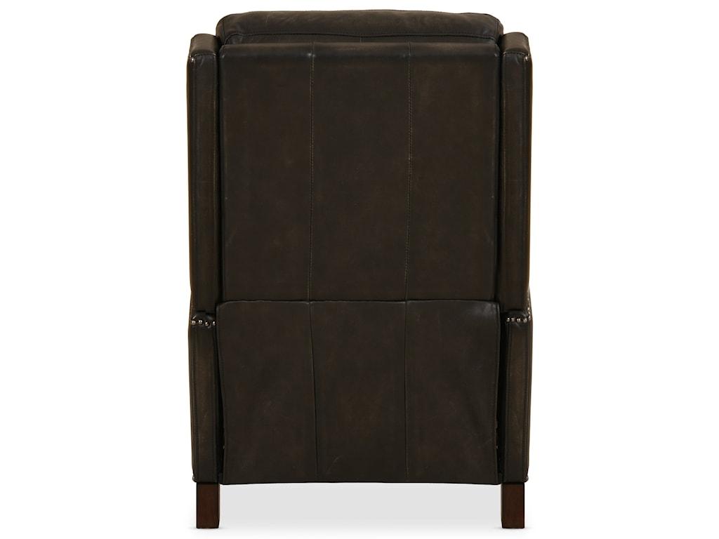 Hooker Furniture DeclanManual Push Back Recliner