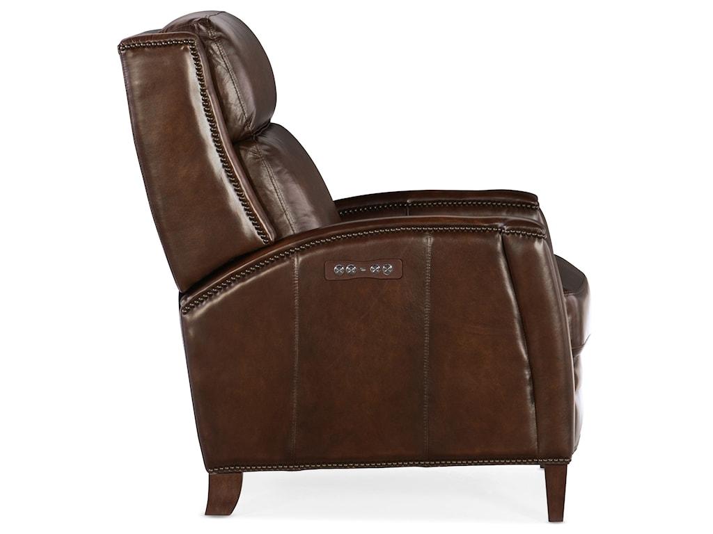 Hooker Furniture DeclanPower Recliner w/ Power Headrest