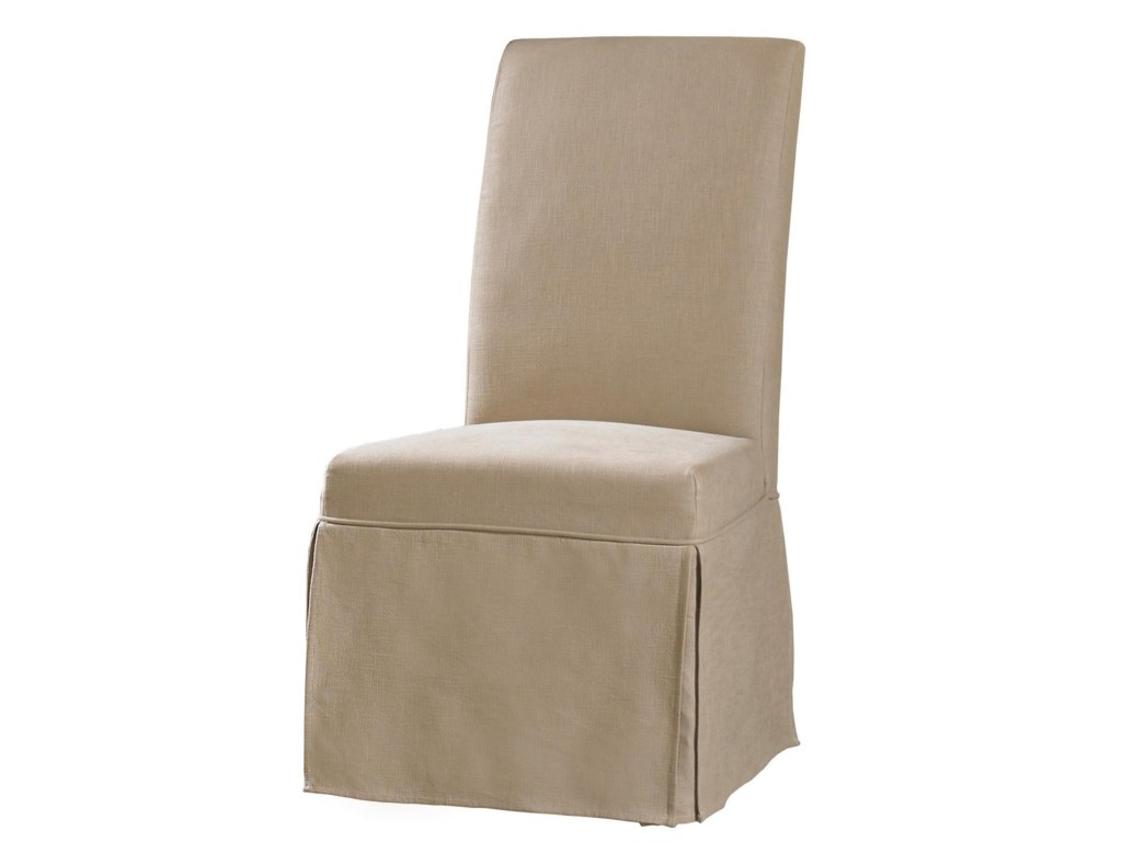 Hooker Furniture Decorator ChairsClarice Skirted Chair