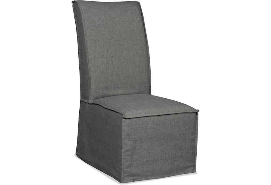 Chairs Zuma Charcoal Armless Dining