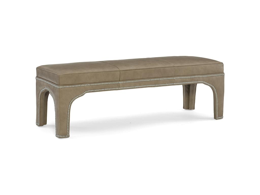 Hooker Furniture DeidraBench Ottoman