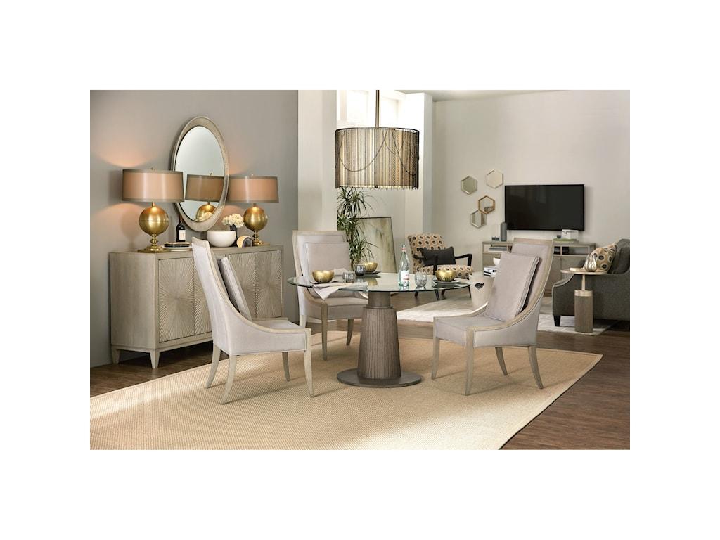 Hooker Furniture ElixirHost Chair